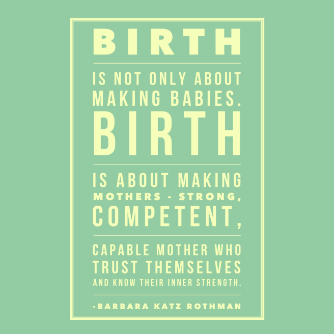 Barbara Katz Rothman quote