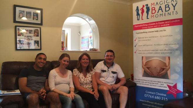 Magical Baby Moments Group Hypnobirthing Course July